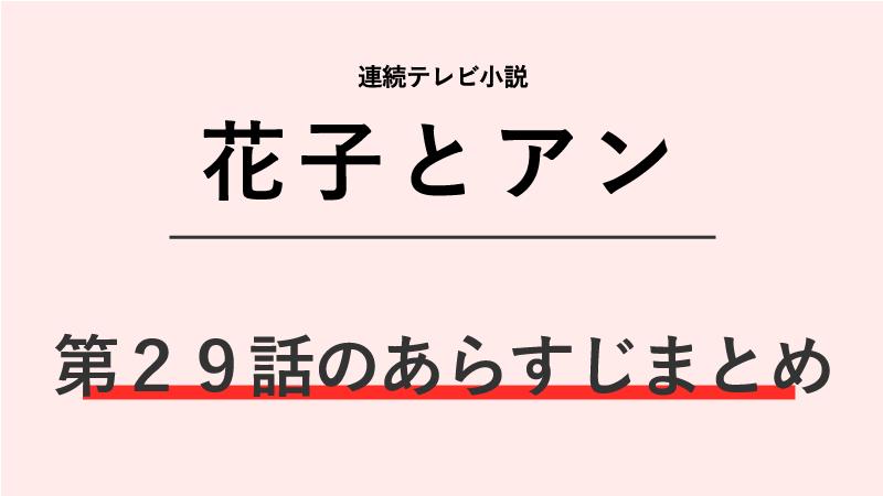 花子とアン第29話のネタバレあらすじ!大文学会開幕